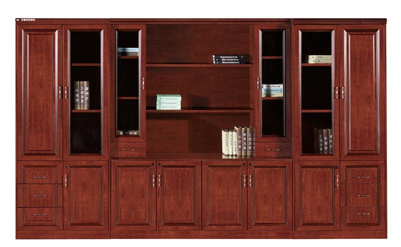 南充红木书柜