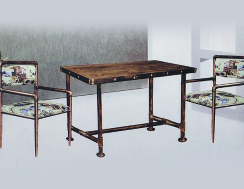 南充两人餐桌椅