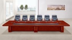 南充红木会议桌