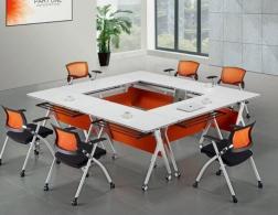 南充方型教学桌椅
