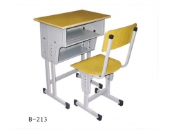 南充B-213桌椅