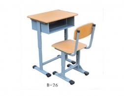 南充B-26桌椅