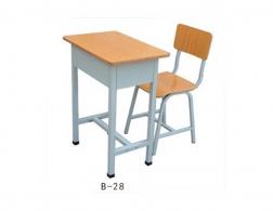 南充B-28桌椅