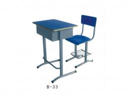 南充B-33桌椅