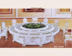南充W-090桌椅