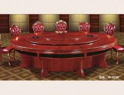 南充W-029桌椅