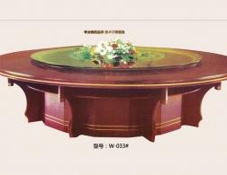 南充W-033桌椅