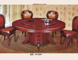 南充W-030桌椅