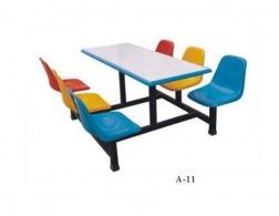 南充A-11桌椅