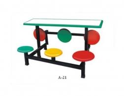 南充A-21桌椅