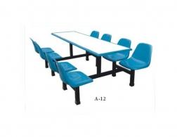 南充A-12桌椅
