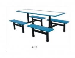 南充A-20桌椅